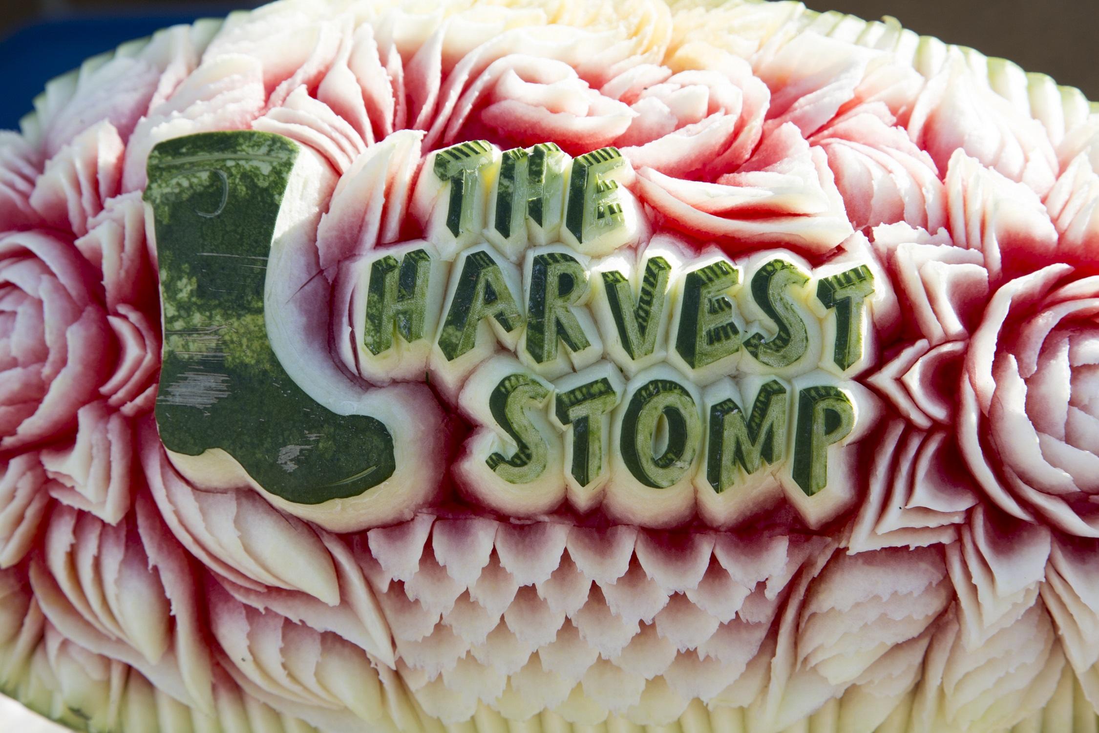 Groundwork London The Harvest Stomp 25.09.16 Queen Elizabeth Olympic Park