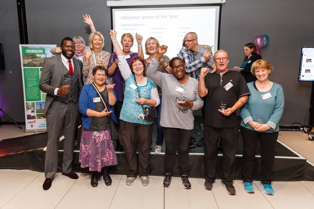 Volunteer Group of the Year: Community Guides